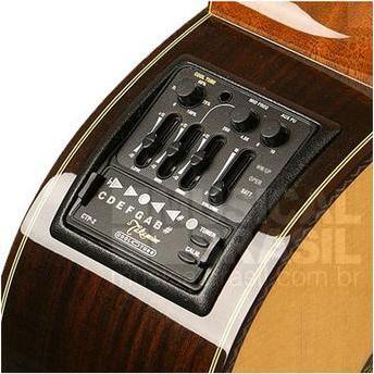 Pré amplificador de Violão